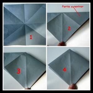 pliage grue origami 1