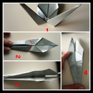 pliage grue origami 6