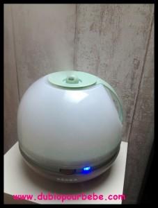 humidificateur d'air beaba
