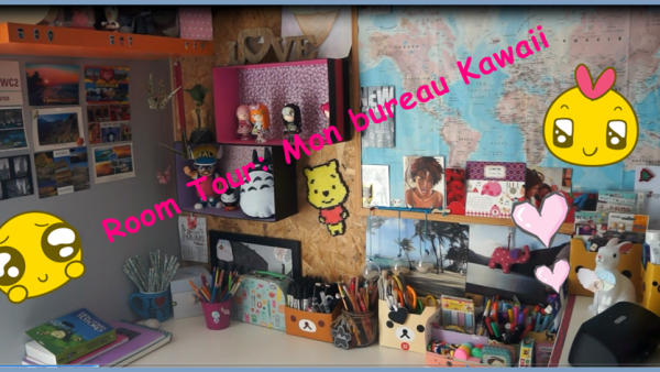 Room tour kawaii
